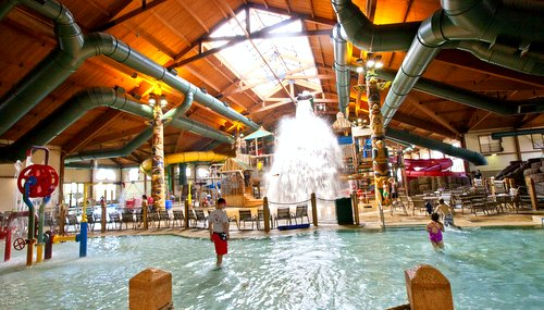 Great Wolf Lodge Poconos Resort