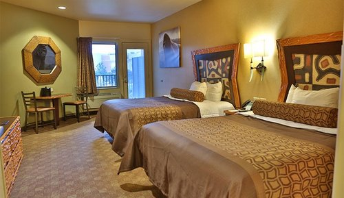 Guestroom at Sandusky, Ohio