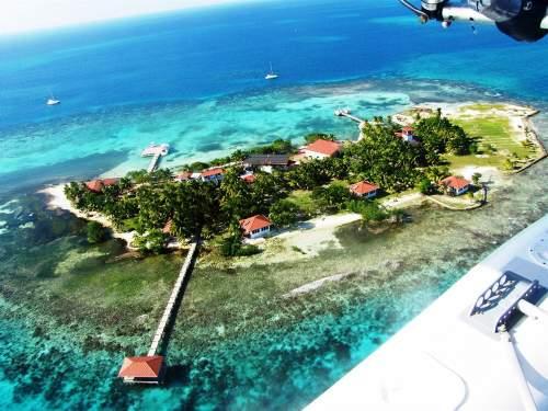 Hatchet Island Resort, Belize