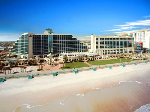 Hilton Daytona Beach Ocean Walk Village