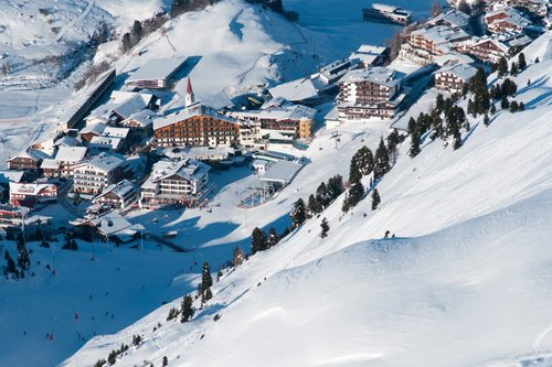 Hotel Edelweiss & Gurgl, Austria