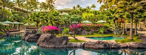 Grand Hyatt Kauai Family Resort And Spa