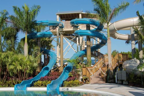 Hyatt Naples, Water Park