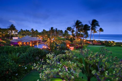 Grand Hyatt Kauai Hawaii Golf Resort & Spa