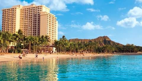 Aston Waikiki Beach Tower Hawaii