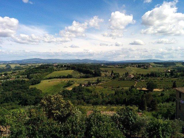 Castelnuovo Berardenga, Italy