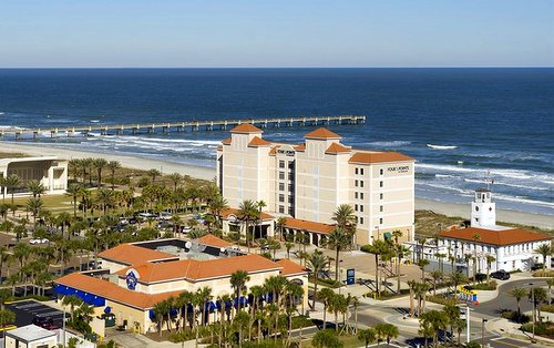 Four Points by Sheraton Jacksonville Beachfront Resort