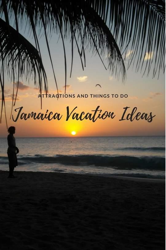 Jamaica Vacation Ideas