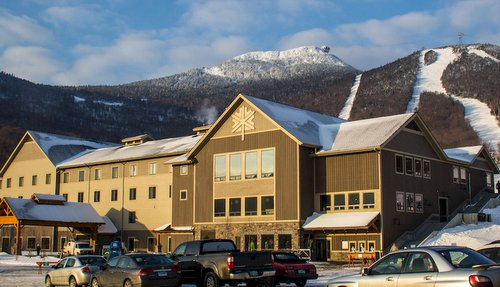 Jay Peak Vermont Ski Resort