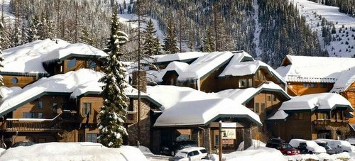 Kandahar Lodge at Whitefish Mountain