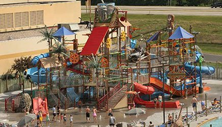Kalahari Wisconsin Dells Resort