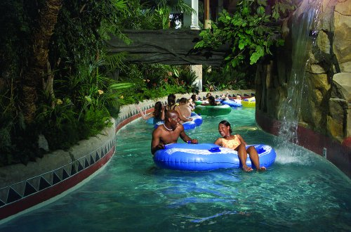 Lazy River at Kalahari Resort PA