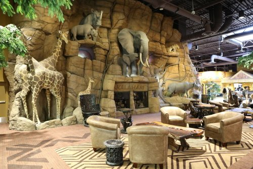 Kalahari Resort, Pocono Manor, PA