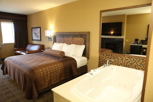 Guestrooms at Kalahari Resort PA