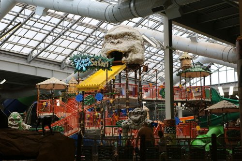 Waterpark at Kalahari Resort, PA
