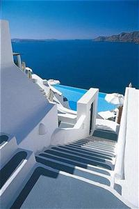 Katikies Hotel, Oia, Greece Resorts