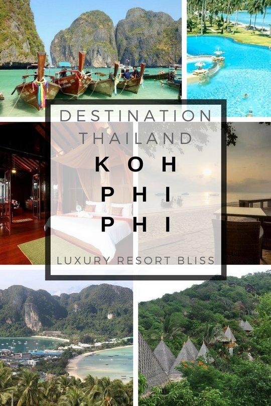 Koh Phi Phi, Thailand Resorts