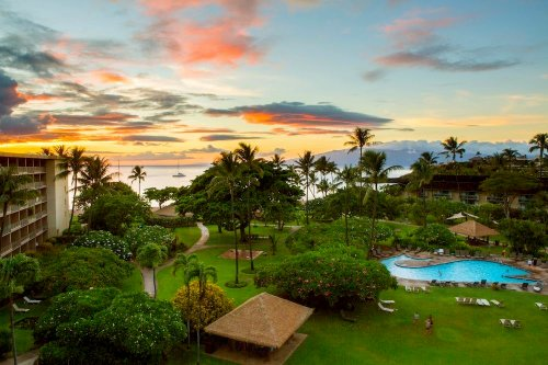Ka'Anapali Beach Hotel, Hawaii