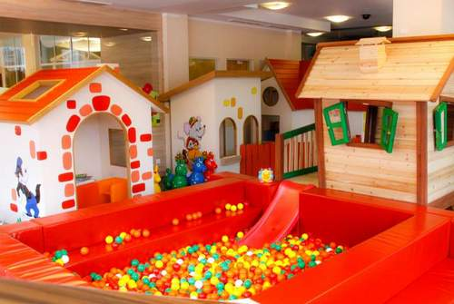 Cavallino Bianco Family Spa Resort