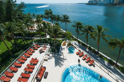 Mandarin Oriental Miami Luxury Resort