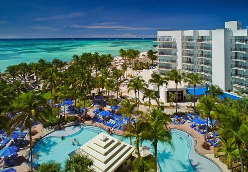 Marriott Resort, Aruba