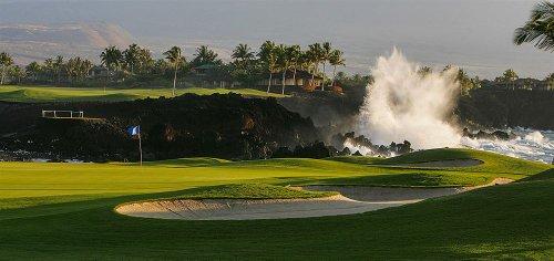 Golf at Mauna Lani Bay Hotel & Bungalows