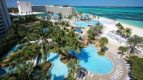 Melia all inclusive Bahamas