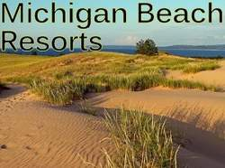 Michigan Beachfront Resort Options