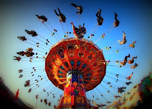 Oktoberfest Ride Carousel