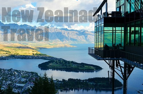New Zealand Travel Spots