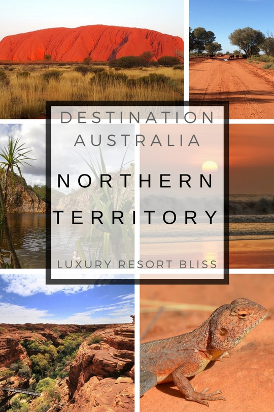 Northern Territory Hotels & Resorts