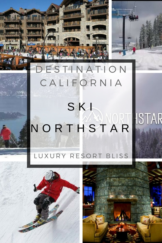 Northstar Ski Resort Lodges and Accommodation