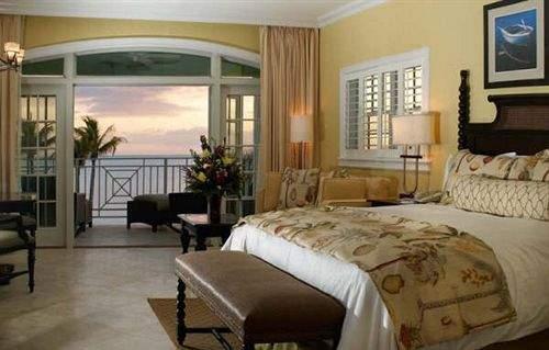 Rooms at Old Bahama Bay