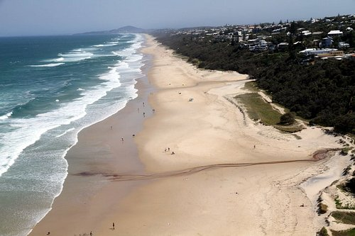 Beaches near Noosa