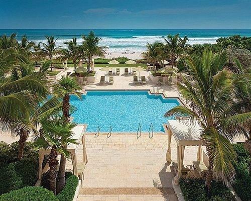 The Four Seasons Palm Beach Resort