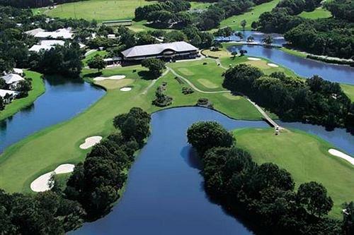 Australia Golf Resorts