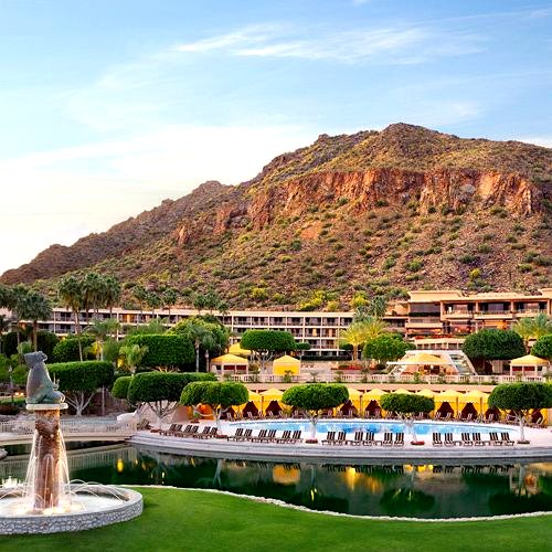 The Phoenician Scottsdale Arizona Luxury Resort