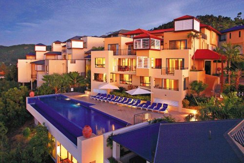 Pinnacles Resort and Spa Airlie Beach
