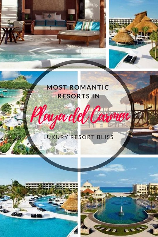 Best Playa Del Carmen Adult Resorts