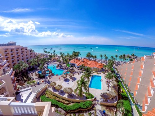 Playa Linda Beach Resort, Palm Beach