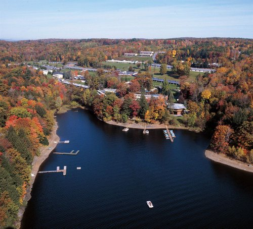 Cove Haven Resort, Lakeville, PA