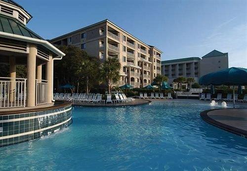 Marriott's Barony Beach Club, Hilton Head