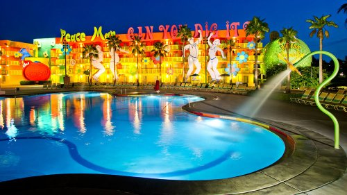 Pop Century Orlando Family Vacation Resort