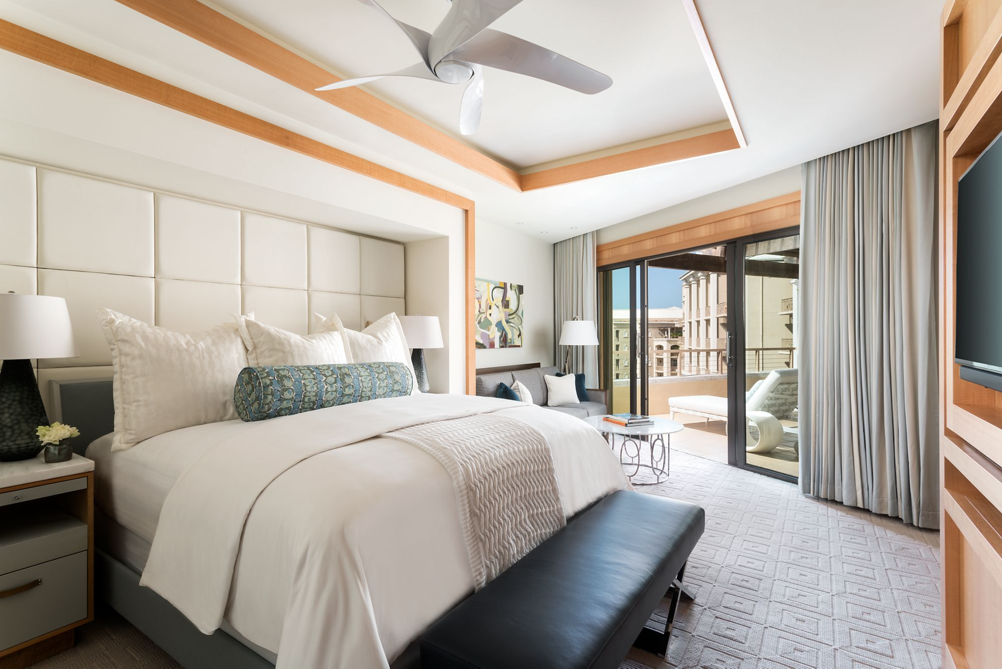 Ritz-Carlton Grand Cayman Resort Rooms
