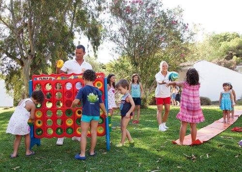 Children's Play Area, ClubHotel Riu Tropicana, Majorca