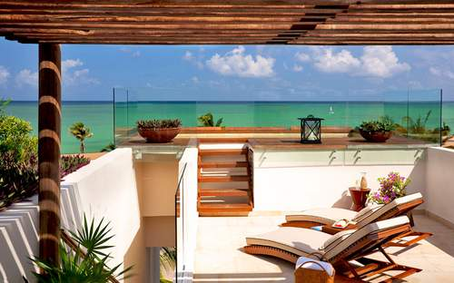 More Playa Del Carmen Riviera Maya Resorts - The Rosewood