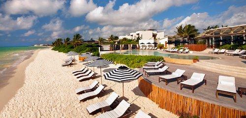 More Playa Del Carmen Riviera Maya Resorts - The Rosewood