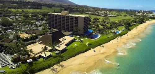 Royal Lahaina Resort, Hawaii