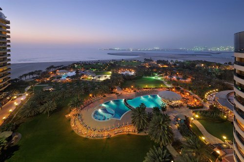 Le Royal Meridien Beach Resort And Spa, Dubai