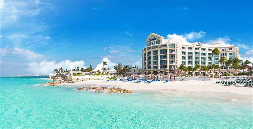 Sandals Royal Bahamian Beach